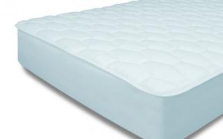 prot ge matelas opale capitonn r versible moshy. Black Bedroom Furniture Sets. Home Design Ideas