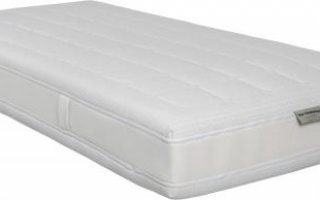 matelas smartbed deluxe ressorts ensach s mousse. Black Bedroom Furniture Sets. Home Design Ideas