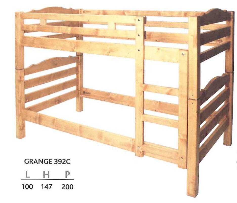 Lit superpos grange 392 smart bed - Fauteuil massant comparatif ...