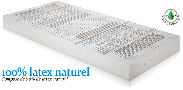 matelas royal latex naturel smart bed. Black Bedroom Furniture Sets. Home Design Ideas