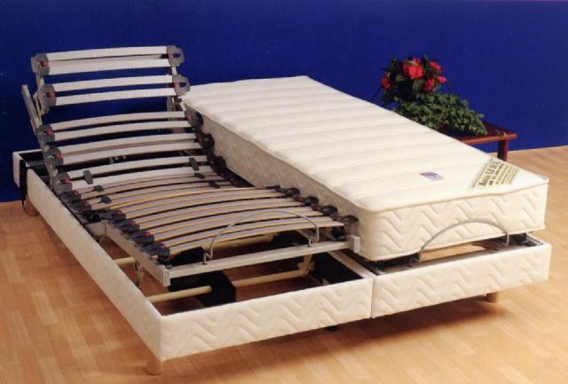 sommier lectrique tapissier somatex. Black Bedroom Furniture Sets. Home Design Ideas