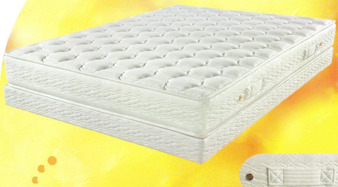Matelas rubis ressorts lfk smart bed - Comparatif matelas ressort ensaches ...