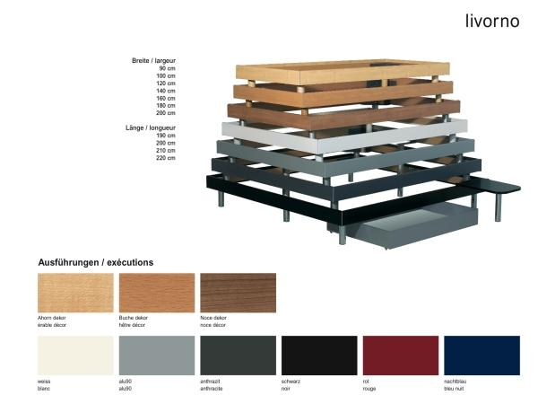 cadre de lit 200x200 maison design. Black Bedroom Furniture Sets. Home Design Ideas