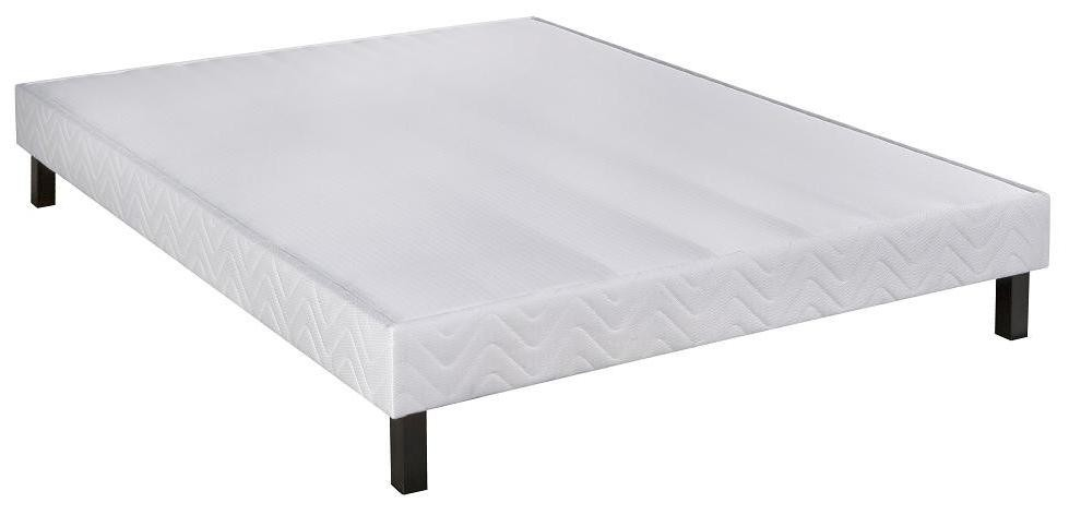 Sommier tapissier ressorts biconiques smart bed - Sommier ressort ikea ...