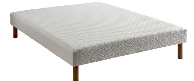 sommier tapissier ressorts ensach s smart bed. Black Bedroom Furniture Sets. Home Design Ideas