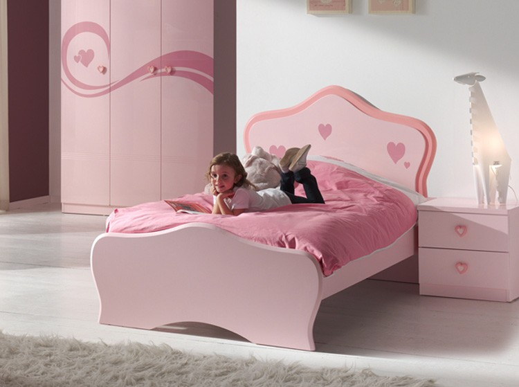 lit enfant lizzy smart bed. Black Bedroom Furniture Sets. Home Design Ideas