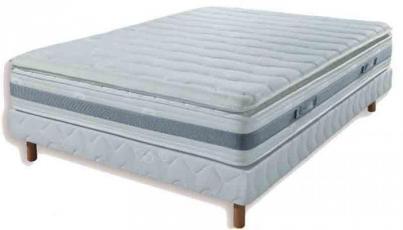 Matelas ressorts ensach s surmatelas rialto smart bed - Comparatif matelas ressort ensaches ...