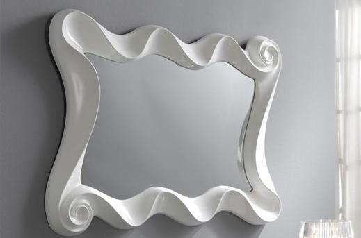 miroir vague contemporaine dupen