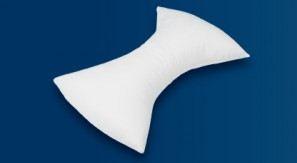oreiller papillon cervical ergonomique moshy. Black Bedroom Furniture Sets. Home Design Ideas