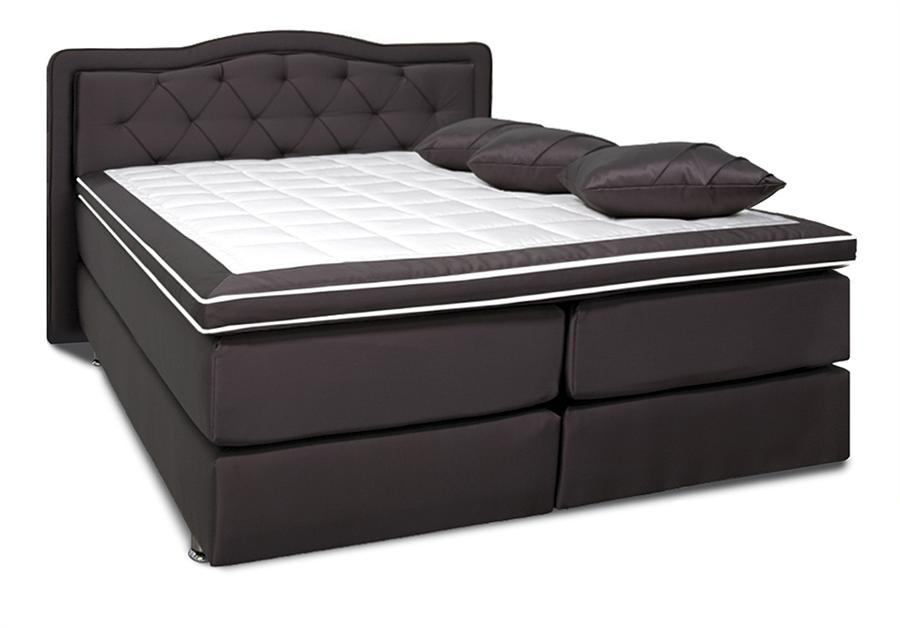 lit boxspring saphir. Black Bedroom Furniture Sets. Home Design Ideas