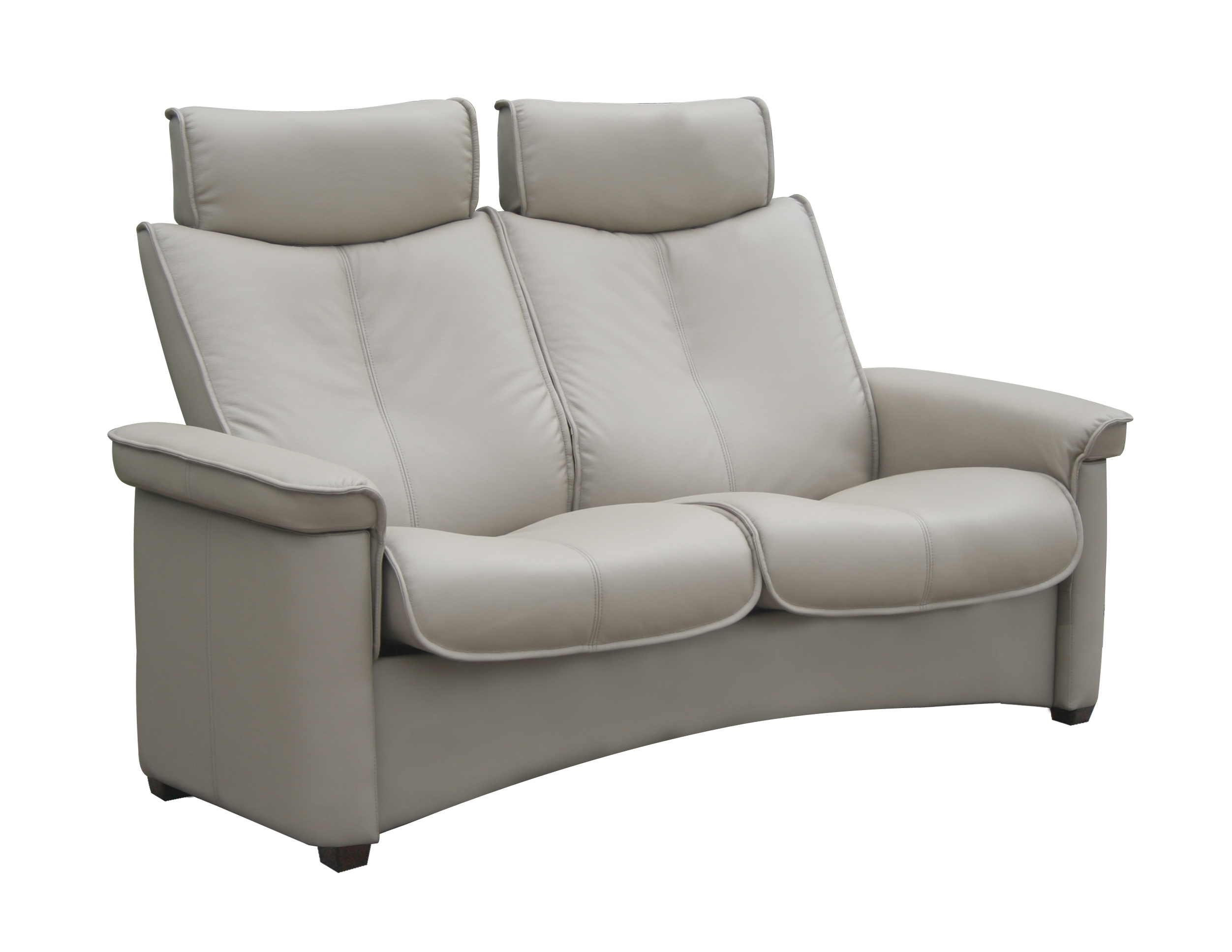 canap 2 places en cuir panama. Black Bedroom Furniture Sets. Home Design Ideas
