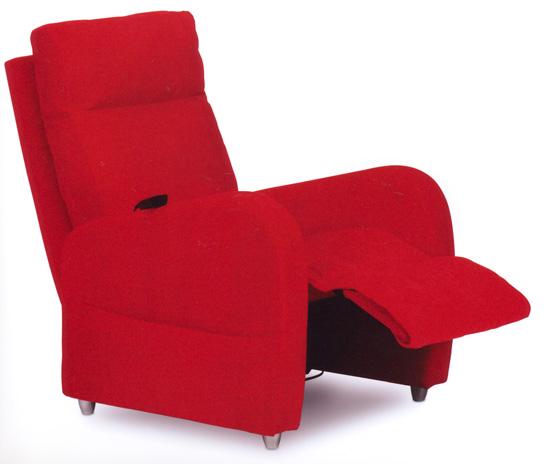 fauteuil releveur de relaxation 2 moteurs barcelone cuir chaillard. Black Bedroom Furniture Sets. Home Design Ideas