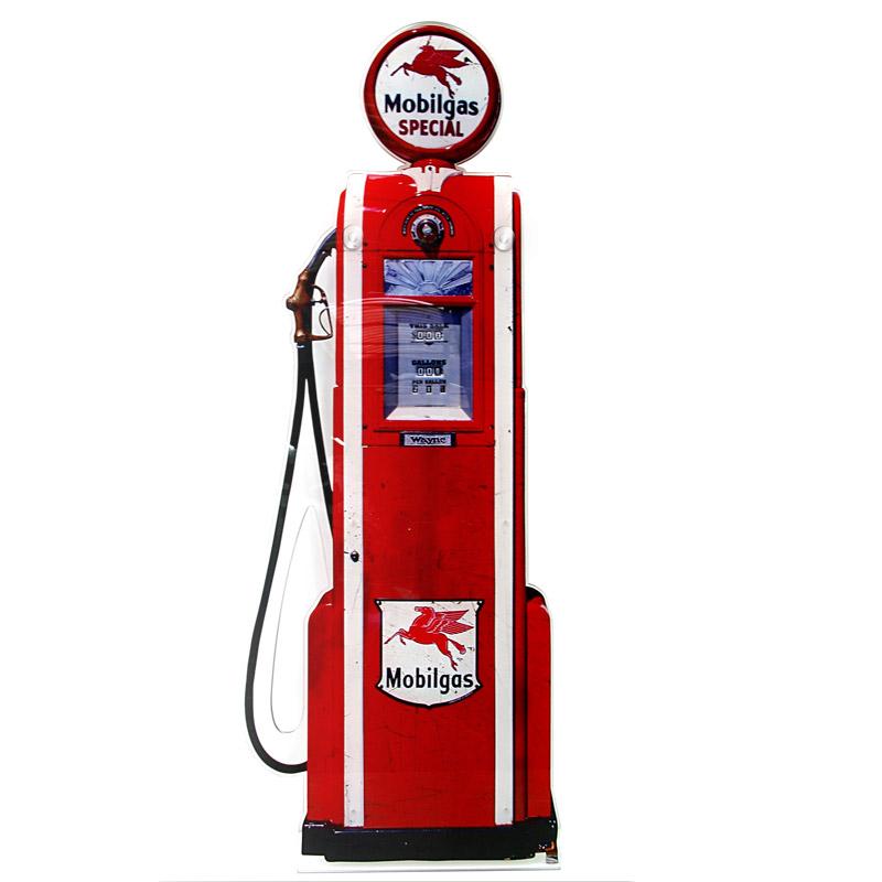 Pompe essence acrylique acrila