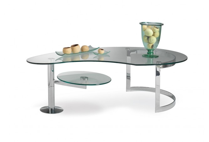 Table verre motard for Meuble zanon