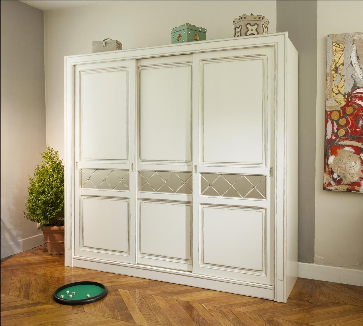 #714322 Armoire 3 Portes Coulissantes Gamme Capiton Siguier 1015 armoire portes coulissantes d'occasion 1235x1109 px @ aertt.com