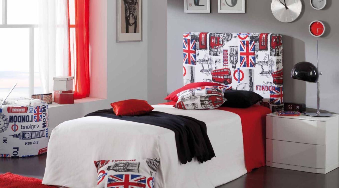 t te de lit en tissu london. Black Bedroom Furniture Sets. Home Design Ideas