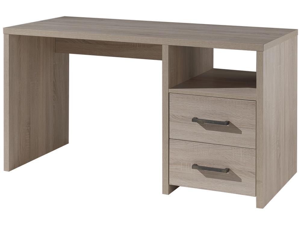 bureau design impression bois aline. Black Bedroom Furniture Sets. Home Design Ideas