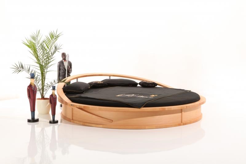 lit rond royal exclusiv. Black Bedroom Furniture Sets. Home Design Ideas