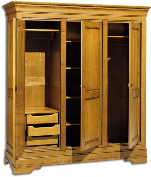 armoire 3 portes bois massif banana hammock for men for sale and beanbag hammock. Black Bedroom Furniture Sets. Home Design Ideas